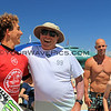 2019-08-02_US Open_Griffin_Colapinto_Don_Colapinto_27.JPG<br /> Mens Round 5 - Griffin stopped by to greet his grandpa on his way out to his heat<br /> <br /> US Open of Surfing 2019