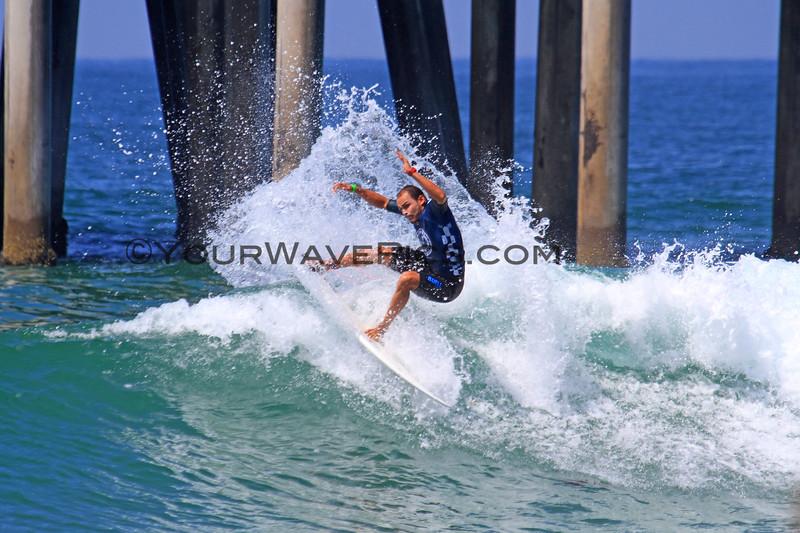 2019-08-02_US Open_Luel_Felipe_1.JPG<br /> Mens Round 4<br /> US Open of Surfing 2019