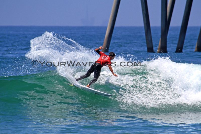 2019-08-02_US Open_Connor_O'Leary_5.JPG<br /> Mens Round 5<br /> US Open of Surfing 2019