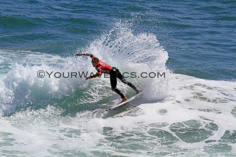 2019-08-02_US Open_Griffin_Colapinto_69.JPG<br /> Mens Round 5<br /> US Open of Surfing 2019