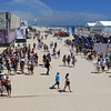 2019-08-02_US Open_E_20.JPG<br /> Friday was not too crowded - the calm before the weekend crowds arrive!<br /> US Open of Surfing 2019