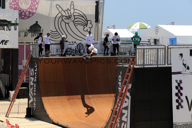 2019-08-01_US Open_Van's Skate Ramp_2.JPG<br /> <br /> US Open of Surfing 2019