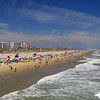 2019-08-02_US Open_E_24.JPG<br /> The changing skyline of HB<br /> US Open of Surfing 2019