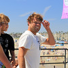 2019-08-02_US Open_Dane_Reynolds_1.JPG<br /> Dane Reynolds and his family went incognito on the HB Pier<br /> <br /> US Open of Surfing 2019