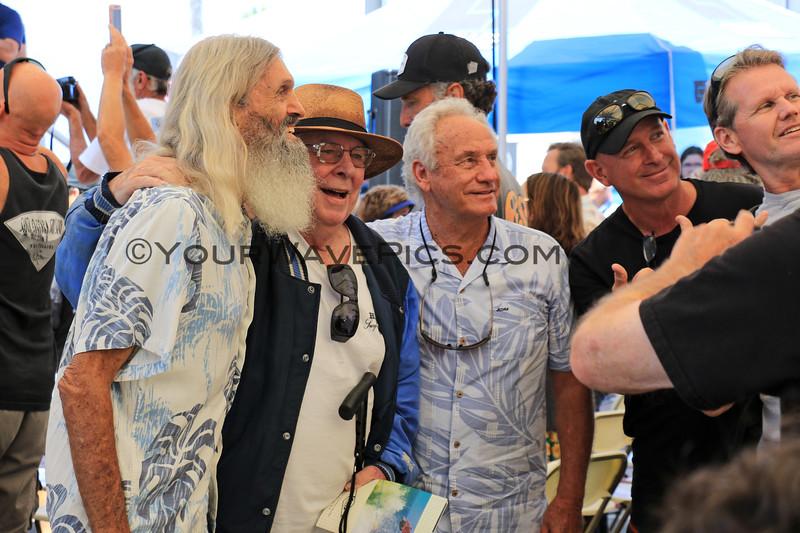 2019-08-01_Walk of Fame_48_John Peck.JPG<br /> 2019 Surfing Walk of Fame Induction