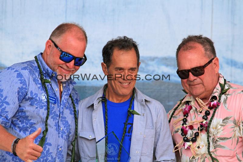2019-08-01_Walk of Fame_25_John Etheridge_Derek Ho_PT.JPG<br /> 2019 Surfing Walk of Fame Induction