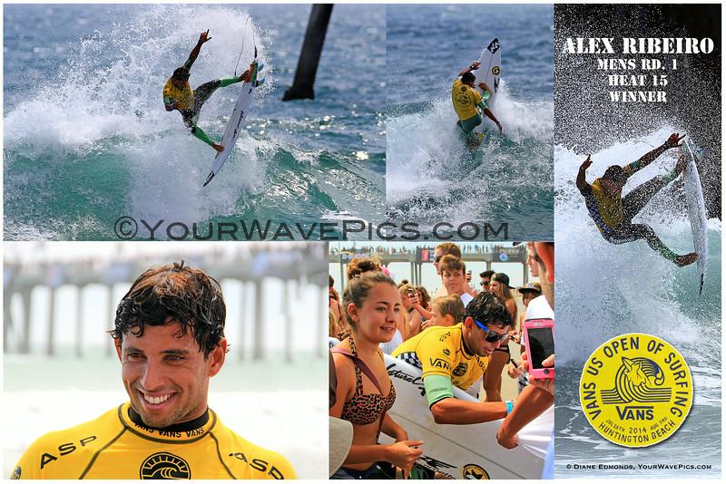 Alex Ribeiro Collage
