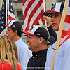2018-10-27_Vissla World Juniors_Parade_USA_Sam Sibley_Joey Buran_Kade Matson_13.JPG<br /> Vissla ISA World Junior Surfing Championship 2018 - Opening Ceremony
