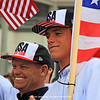 2018-10-27_Vissla World Juniors_Parade_USA_Joey Buran_Kade Matson_12.JPG<br /> Vissla ISA World Junior Surfing Championship 2018 - Opening Ceremony