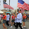 2018-10-27_Vissla World Juniors_Parade_USA_Sam Sibley_Alyssa Spencer_Kade Matson_9.JPG<br /> Vissla ISA World Junior Surfing Championship 2018 - Opening Ceremony