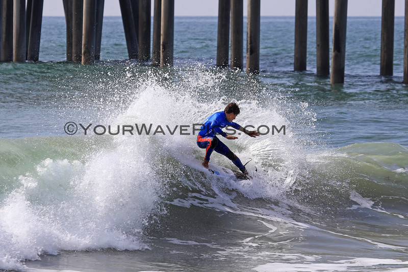 2018-10-29_Vissla ISA World Juniors_BoysU16_Joaquim_Chaves_5.JPG<br /> Vissla ISA World Junior Surfing Championship 2018<br /> Boys U16 Round 2
