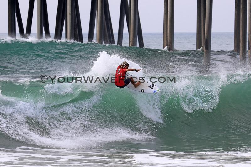 2018-10-29_Vissla ISA World Juniors_BoysU16_Luiz_Mendes_3.JPG<br /> Vissla ISA World Junior Surfing Championship 2018<br /> Boys U16 Round 2