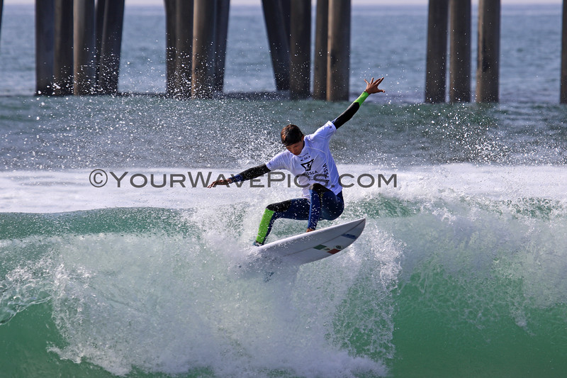 2018-10-29_Vissla ISA World Juniors_BoysU16_Jay_Granados_10.JPG<br /> Vissla ISA World Junior Surfing Championship 2018<br /> Boys U16 Round 2