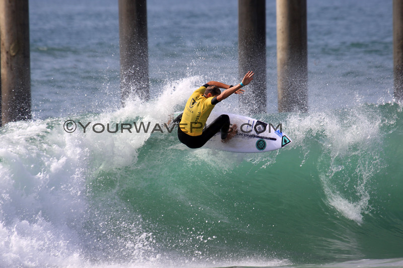 2018-10-29_Vissla ISA World Juniors_BoysU16_Kayam_Amar_15.JPG<br /> Vissla ISA World Junior Surfing Championship 2018<br /> Boys U16 Round 2