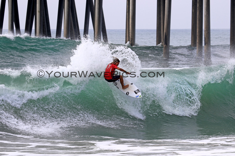 2018-10-29_Vissla ISA World Juniors_BoysU16_Luiz_Mendes_4.JPG<br /> Vissla ISA World Junior Surfing Championship 2018<br /> Boys U16 Round 2