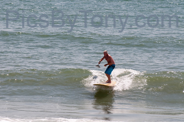 Surfers @ 17th  N A1A  Flagler Beach, FL  Jun 23. 2013