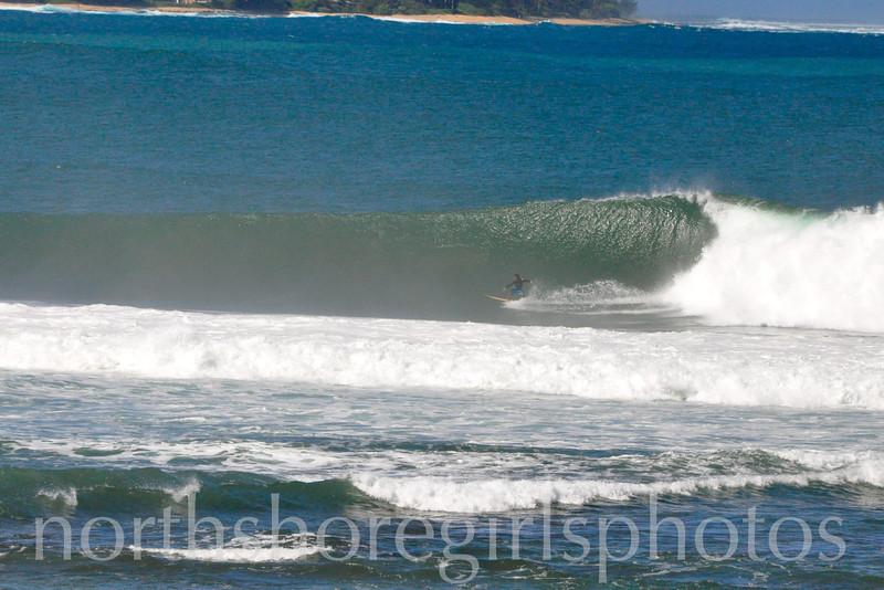 Chris Kim + 5 waves