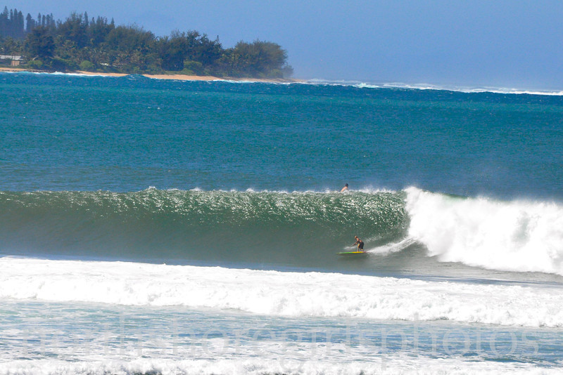 Jeremy Fry + 3 waves