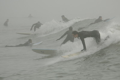 Seven surfers. Seven positions. In seven seconds it won't look the same.