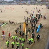 2017-06-20_HB_Guinness Record_Surfing Circle of Honor_2.JPG<br /> <br /> 511 Huntington Beach surfers set a new Guinness World Record for joining hands in a 'Circle of Honor'