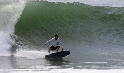Hurricane Bill Swell