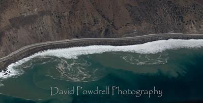 Rip Currents - near Malibu