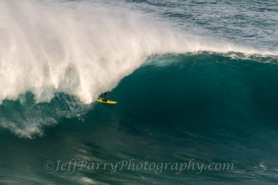 Grant Breuer threading the needle outer islands Hawaii 3