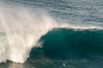 Grant Breuer threading the needle outer islands Hawaii 5