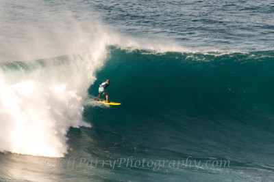 Grant Breuer threading the needle outer islands Hawaii 8