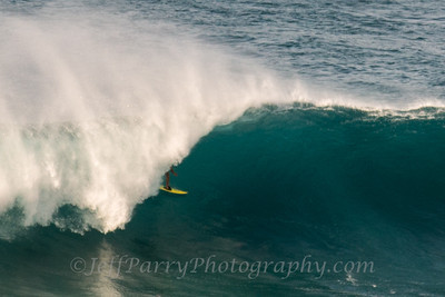 Grant Breuer threading the needle outer islands Hawaii 4