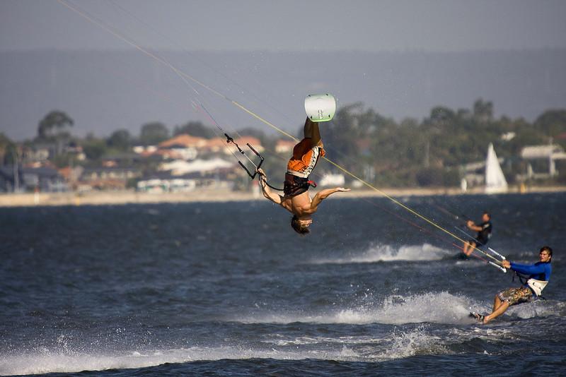 Kite Surfing Pelican Point 142_1