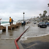 2021-08-18_Aliso_12.JPG<br /> A Southern-Hemi swell plus Hurricane Linda sent waves into the parking lot at Aliso Beach