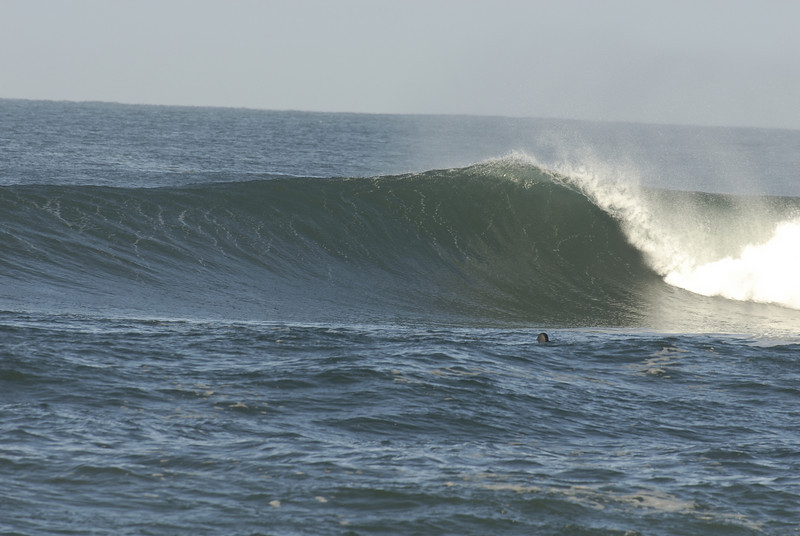 Paddle out view #1