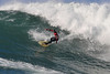 12 January 2008: Ryan Seelbach during the 2008 Mavericks Surf Contest in Half Moon Bay, CA.