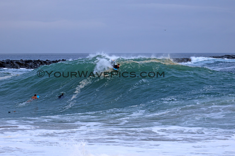 2021-08-18_Wedge_BB_4.JPG<br /> A Southern-Hemi swell plus a touch of Hurricane Linda swell brought The Wedge to life