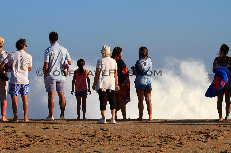 2020-07-03_Wedge_7.JPG<br /> A big South Swell coincided with a super high tide at the Wedge for some carnage