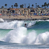 2021-08-19_Lower Jetties from 53rd St._T40.JPG<br /> A Southern-Hemi swell plus a touch of Hurricane Linda swell brought big surf to Newport's Lower Jetties.  Looking south from 53rd St.