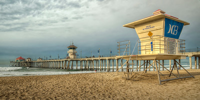 HB Pier with lg tower