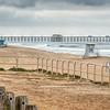 Dog Beach Pier 12x24