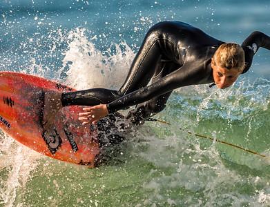 Quarantine Surf-154nik
