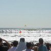 It's a party!!!! Quiksilver Pro, Long Beach, 2011. Crowd enjoying the beautiful waves….