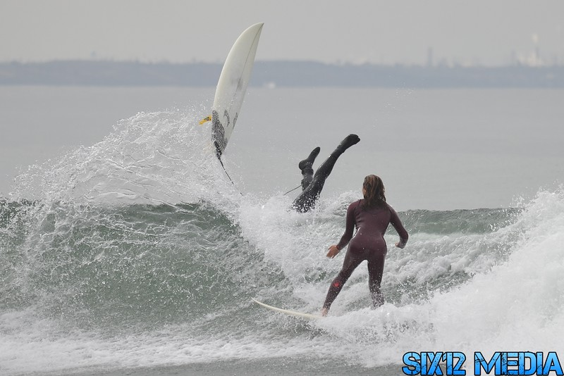 Six12 Media Surfer Girl