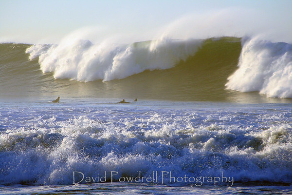Set wave at Rincon