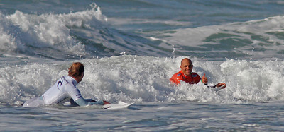 Kelly Slater, Dan Ross