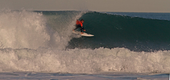 Damien Hobgood tube