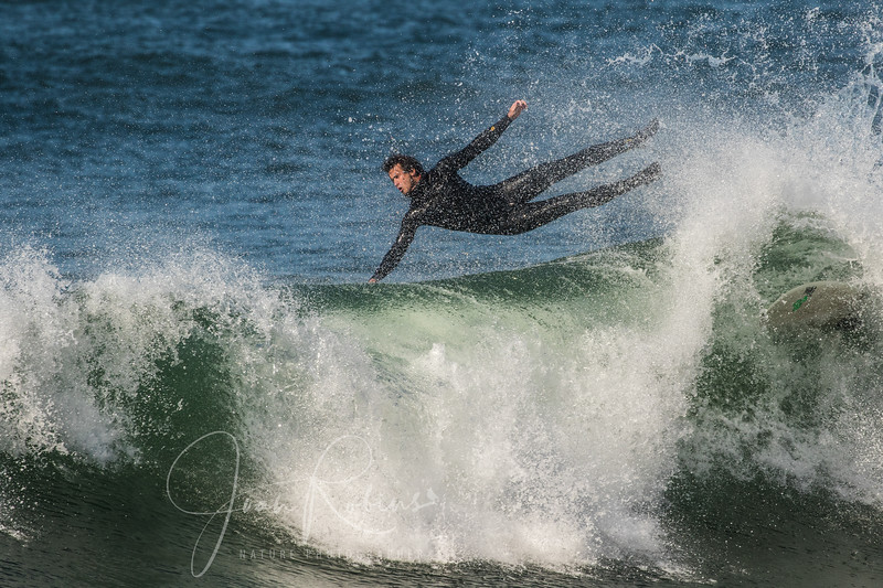 Surfer Action, Rodeo Beach, Mill Valley CA