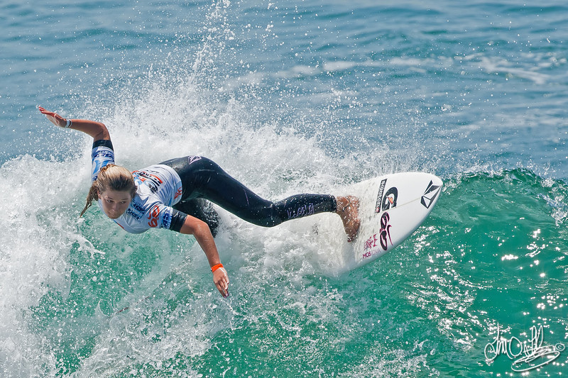 Coco Ho<br /> Nike US Open of Surfing 2011