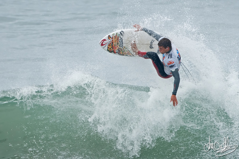 Richard Christie<br /> Nike US Open of Surfing 2011