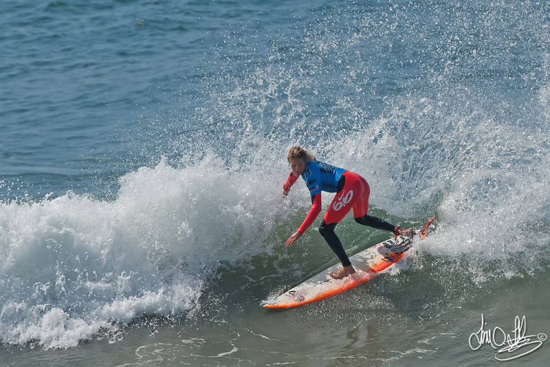 Laura Enever<br /> Nike US Open of Surfing 2011