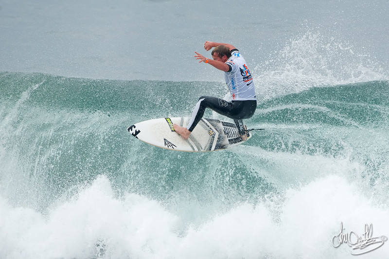 Taj Burrow<br /> Nike US Open of Surfing 2011